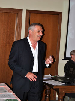 Renzo Bellardone presenta :BRUNO VILAR : quando la notte è poesia